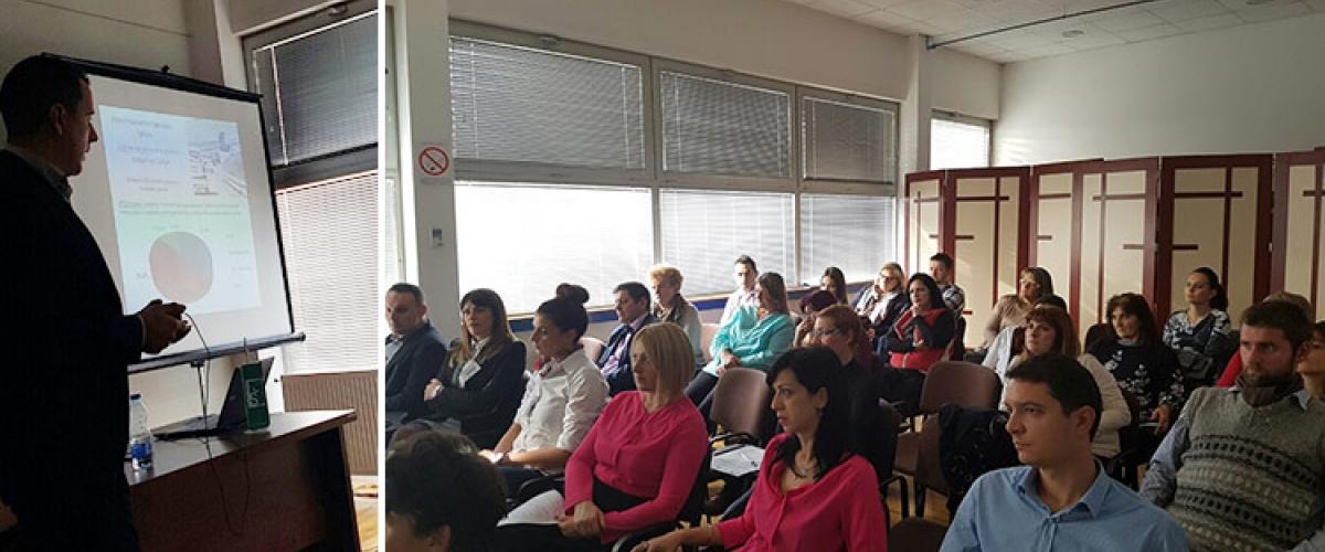Prezentacija u Kragujevcu